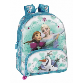 FROZEN ICE SKATING - MOCHILA INFANTIL ADAPTABLE A CARRO