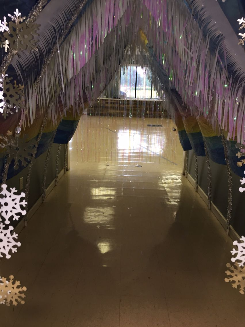 Everest Vbs Hallway Decorations Ice Cave Everest Vbs