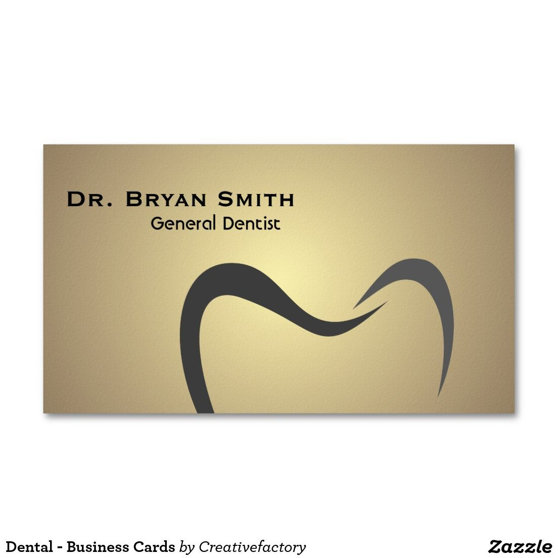 Dental - Business Cards | Dental business cards, Dental and ...