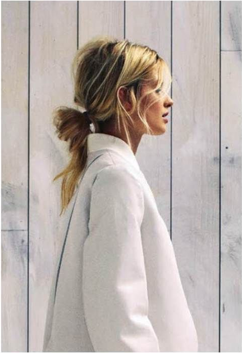 Coiffure rapide : 5 coiffures rapides qui font leur petit effet – Elle
