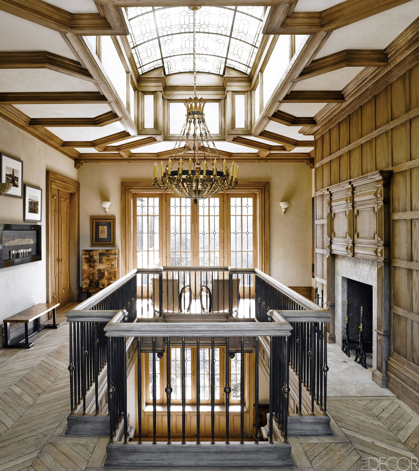 Mansion Living Rooms: HOUSE TOUR: Inside One Of San Francisco's Finest Houses