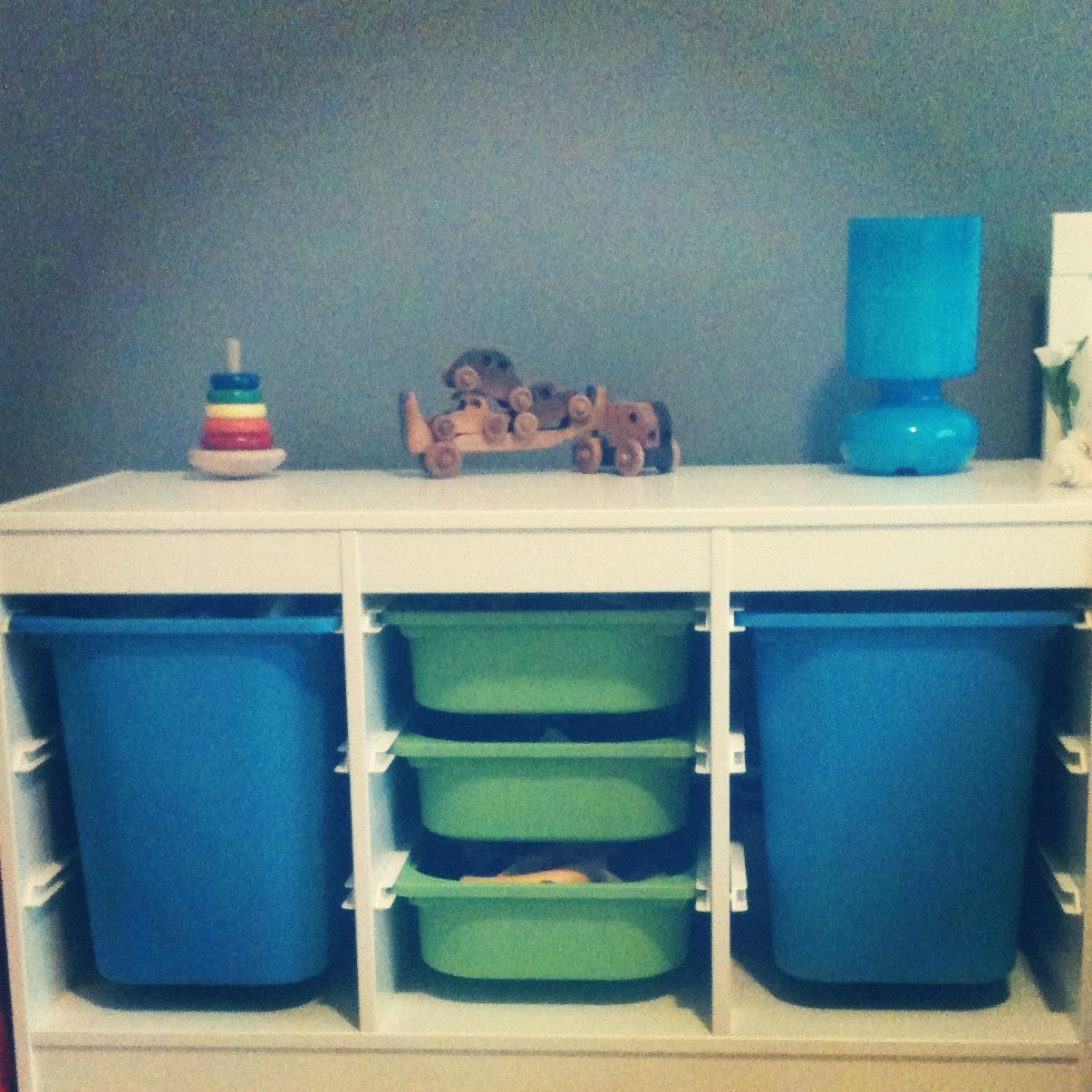 10 Genius Storage Ideas For Small Spaces: Ikea Storage Bins, Toddler Room, Toy Storage (With Images)