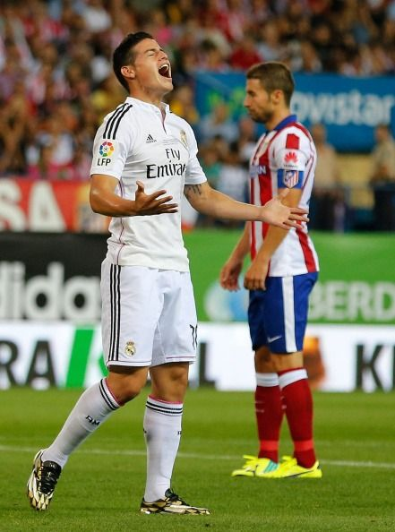 James - Real Madrid