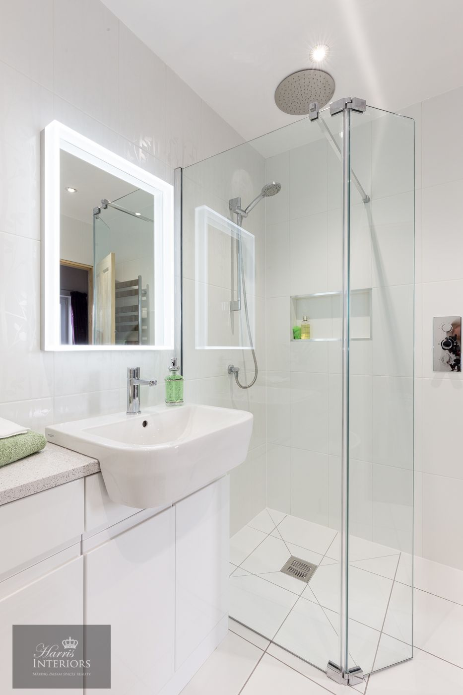 Bathroom decor ideas | Amazing shower | Visit our showroom in Rodley ...