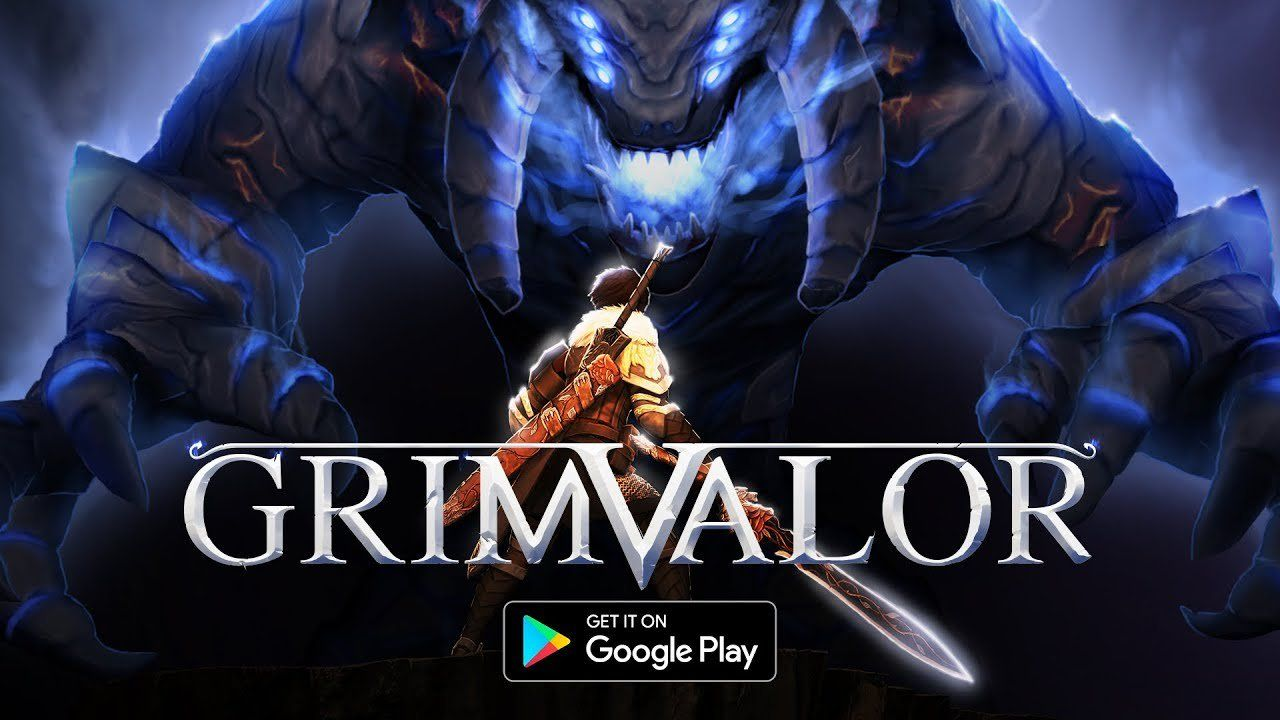 Grimvalor (MOD Unlimited Money/Unlocked) is an engaging