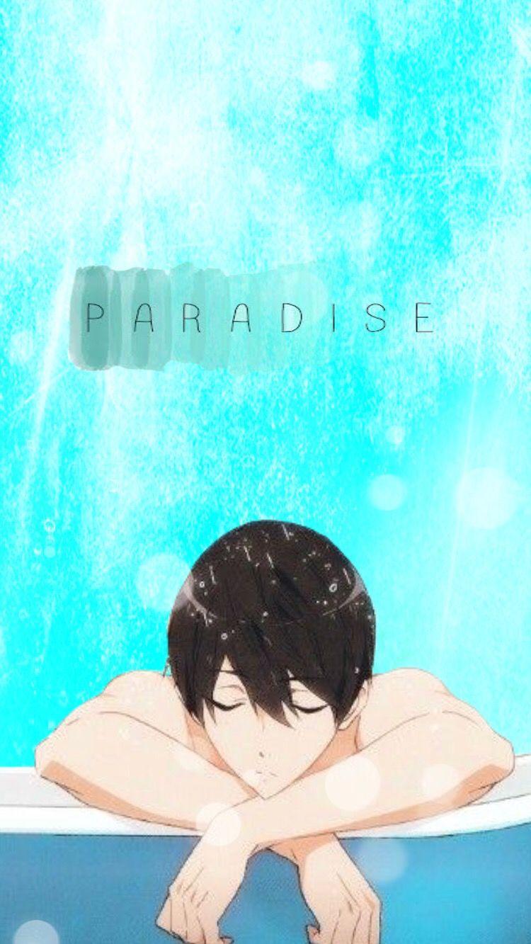 Wallpaper Free Haruka Nanase Anime Wallpaper Free Iwatobi