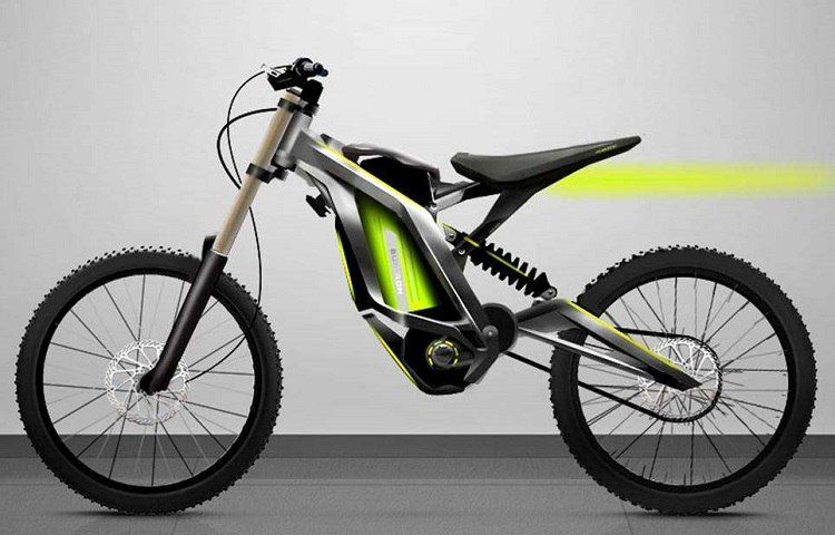 Dialogi Electric Dirt Bike Powered Bicycle Eletric Bike