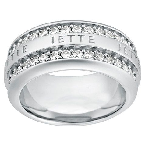 silver ring by Jette Joop  Products I Love  Jette joop