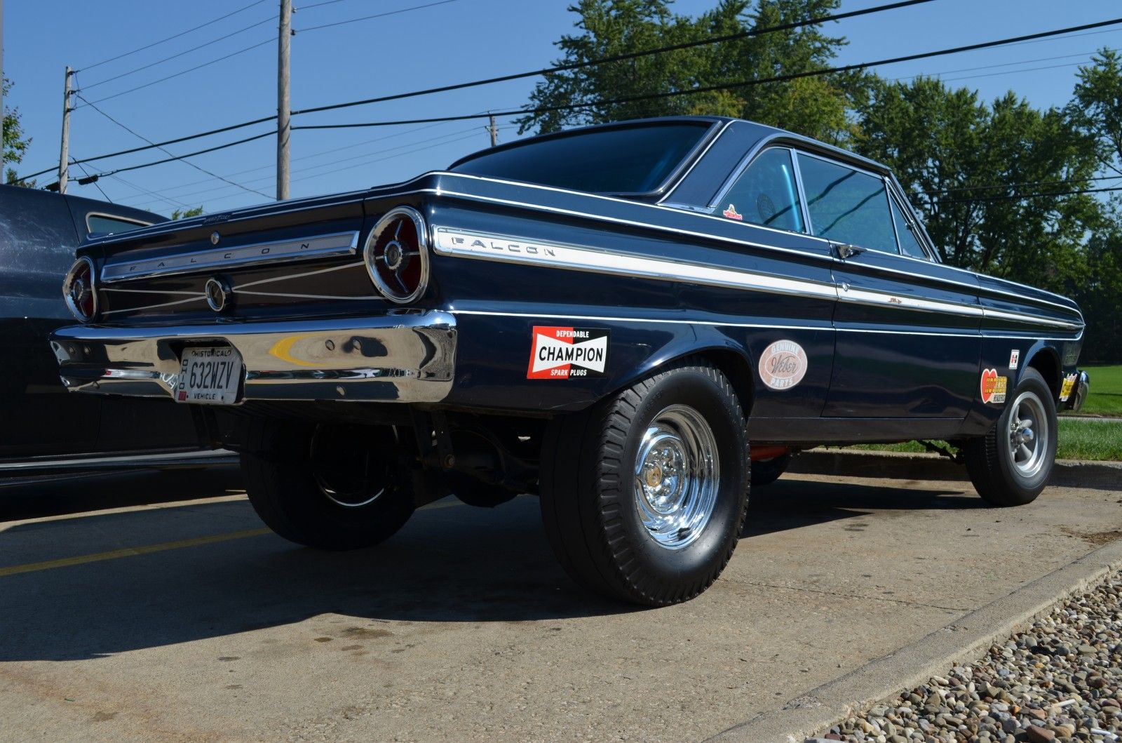 Lot Shots Find Of The Week 1965 Ford Falcon Ford Falcon