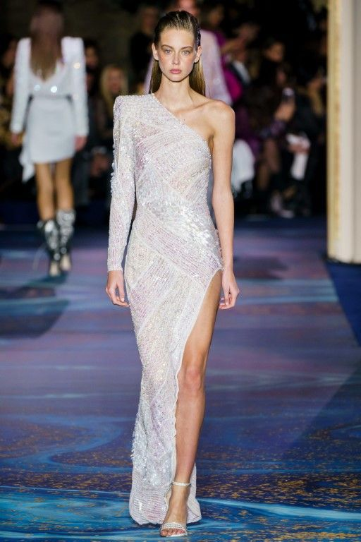 Zuhair Murad Spring Summer 2019 Haute Couture Collection - Paris #AbedMahfouz #Atelierversace #BadgleyMischka #ChanelCruise #ChristianDior #ChristianLacroix #Collection