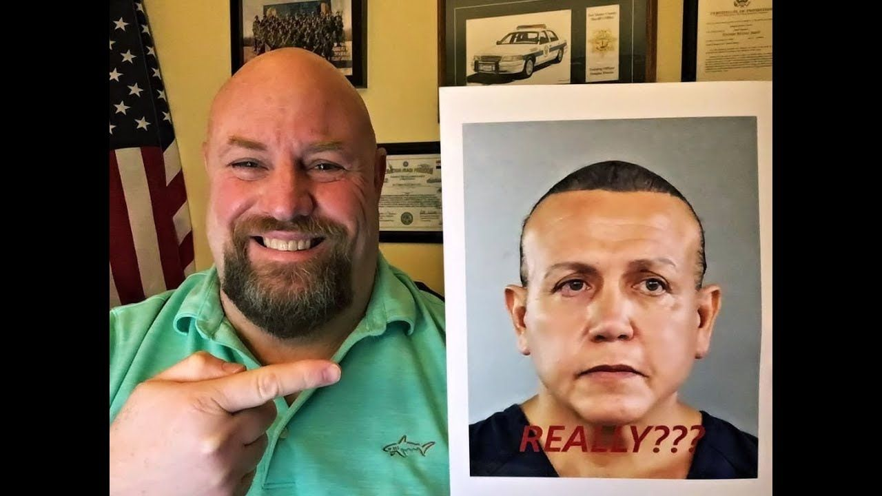 Cesar Sayoc…Could Not Make This Up If I Tried