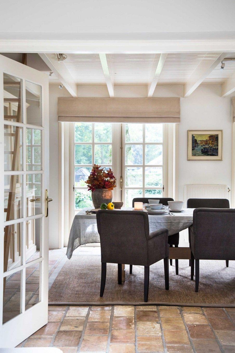 eetkamer-tafel-stoel | Eetkamer | Pinterest