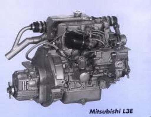 Mitsubishi Engine L2a L2c L2e L3a L3c L3e L Series Service Repair Shop Workshop Manual Best Mitsubishi Repair Diesel Engine