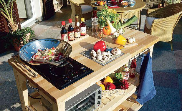Türen Für Außenküchen : Außenküche garten pinterest outdoor küche outdoor und aussenküche