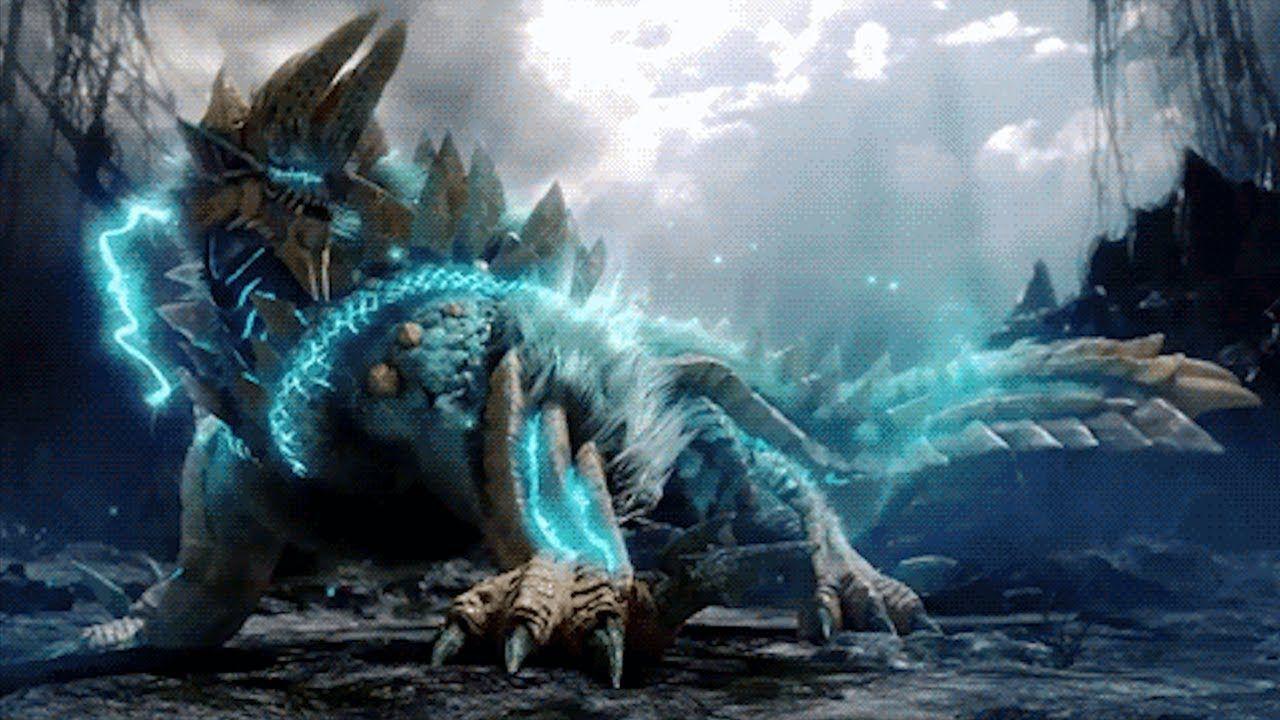 Monster Hunter World Iceborne How To Beat Stygian Zinogre Tips And Tricks Criaturas Fantasticas Monstruos Criaturas Miticas