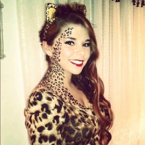 Halloween costume...cougar | Beauty | Pinterest | Halloween ...
