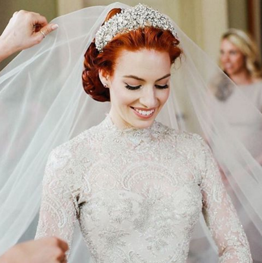 Emma Wiggle Shares Adorable New Wedding Pictures Bride Wedding