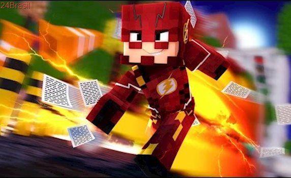 Minecraft Breakmen Flash A Quase 1000 Km H Juaum 32