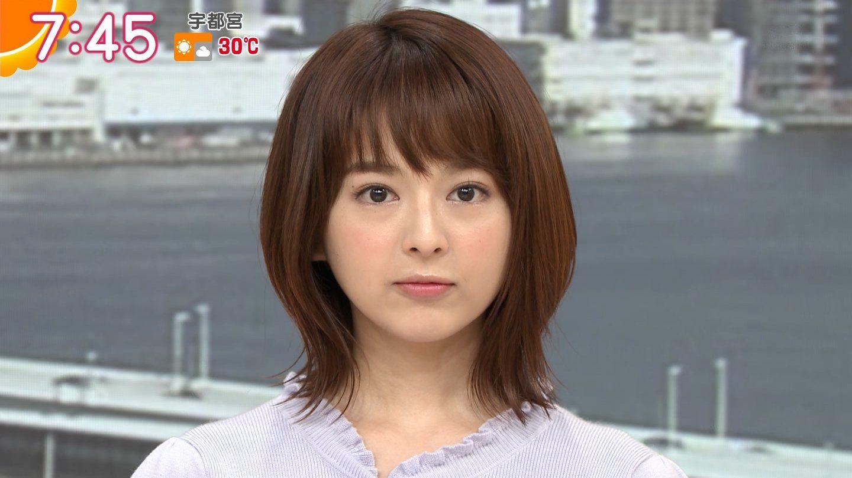 福田 成美 髪型