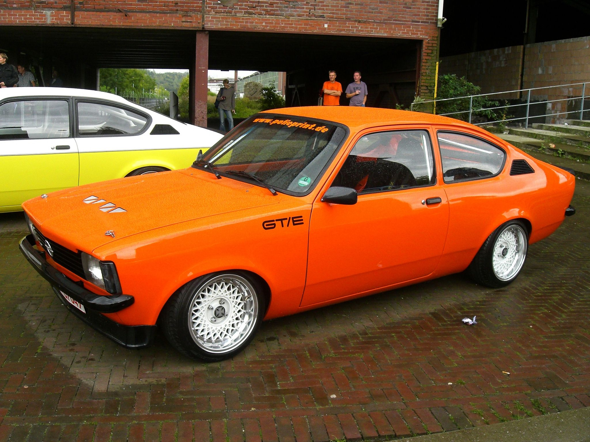 Opel Kadett C Tuning 3 Tuning Opel Kadett C Kadett C Coupe