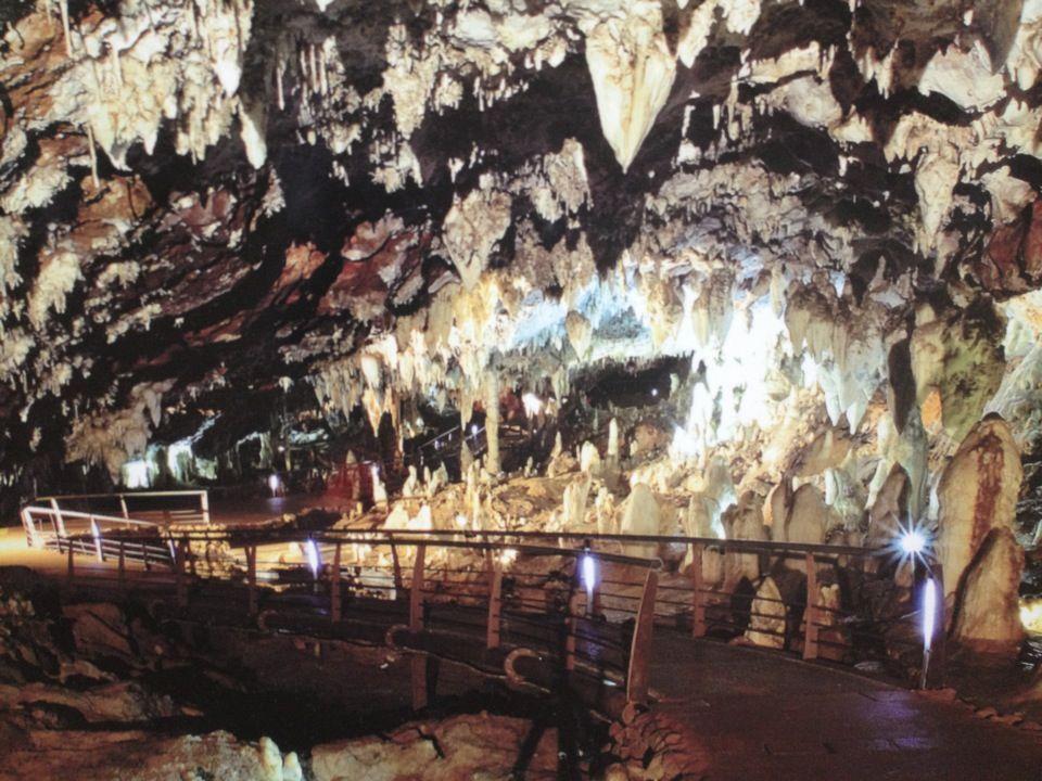 Cueva El Soplao Adventure Tours Tourist Attraction Tourist