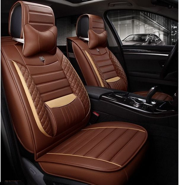 Best Quality Free Shipping Full Set Car Seat Covers For Bmw 335i 325i 330d Gt F34 2016 2013 Durable Fash Car Seats Leather Car Seats Leather Car Seat Covers