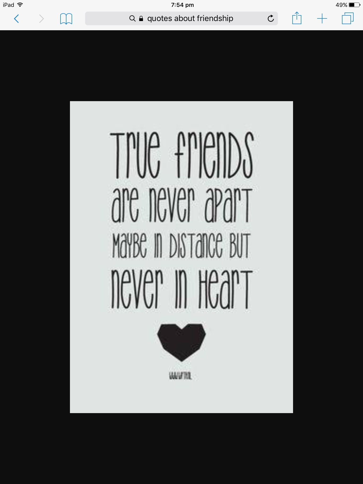Quotes About Distance Friendship Pinpopo On Me  Pinterest