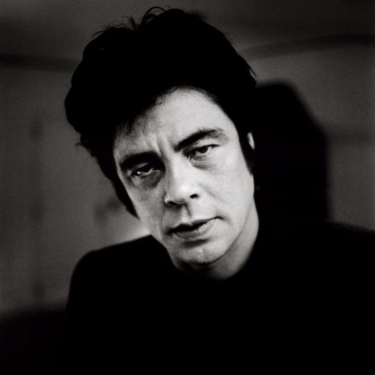 © Richard Dumas - Benicio del Toro