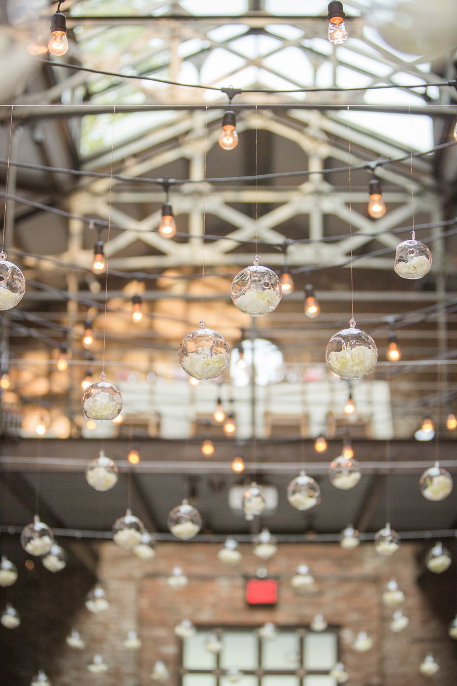 Festive Lights Are Perfect For Any Wedding Celebration.