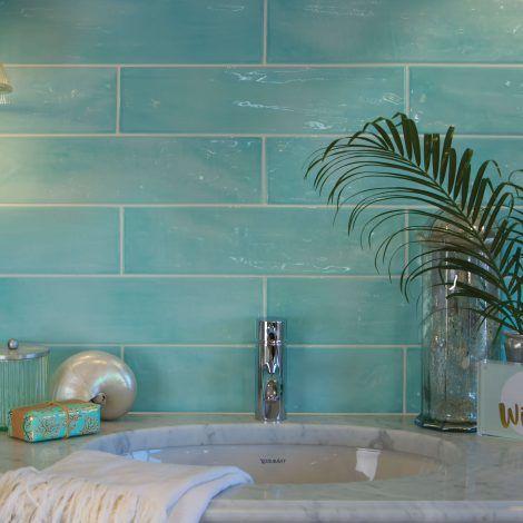 kennet ceramic tiles | ca' pietra | mosaic bathroom tile