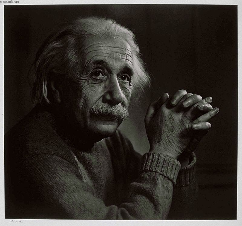 Yousuf Karsh - Einstein — Fotopedia - ☮k☮