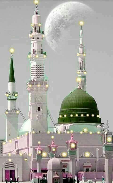 Pin By Mehnaz Nawaz On Masjid E Nabvi S A V Beautiful Mosques Medina Mosque Al Masjid An Nabawi
