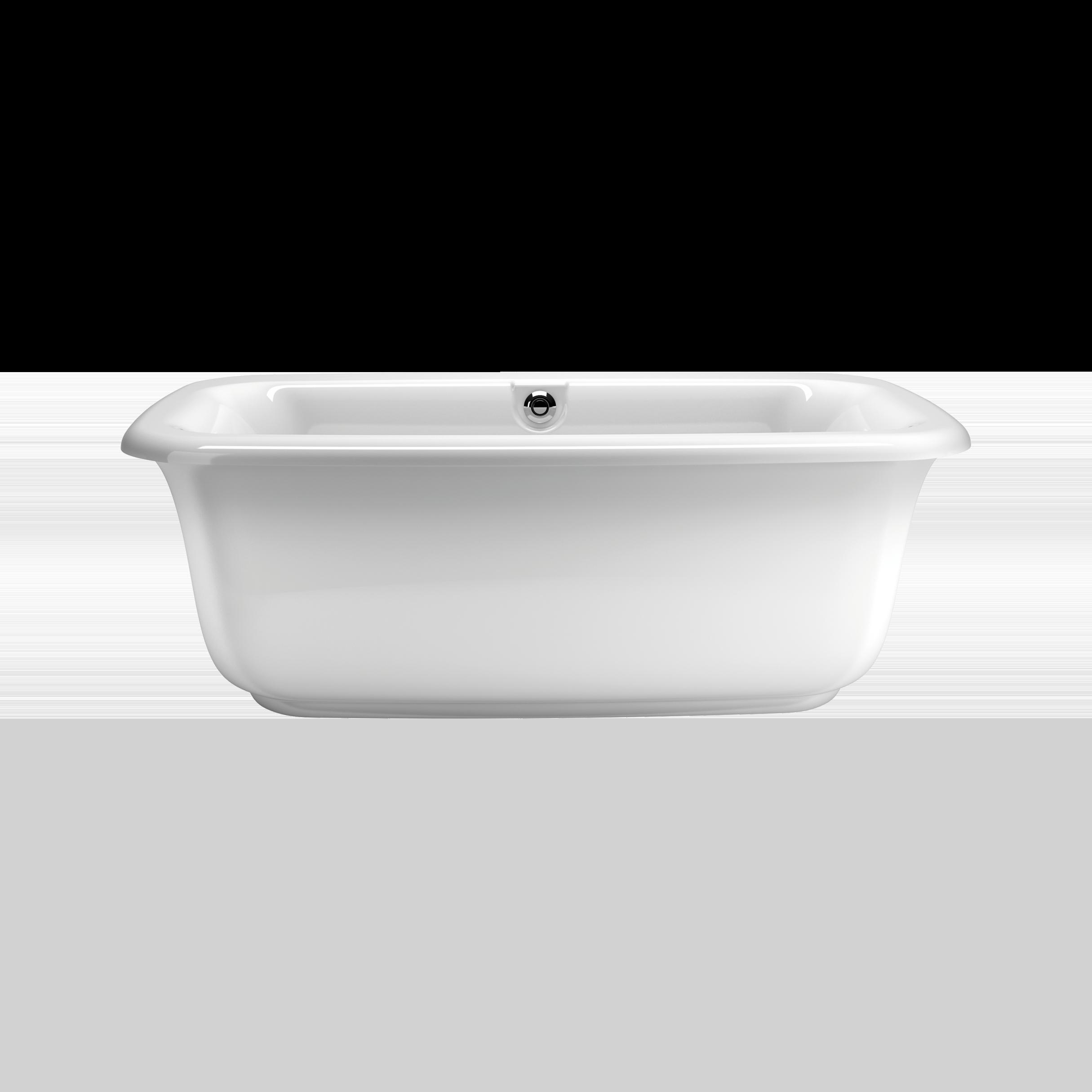 Maax 105756-000 Miles 6636 Freestanding Soaker Tub | Tubs and Bath