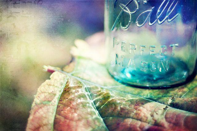 thankful mason jars   315/365: Thankful for Mothers & Perfect Mason Jars