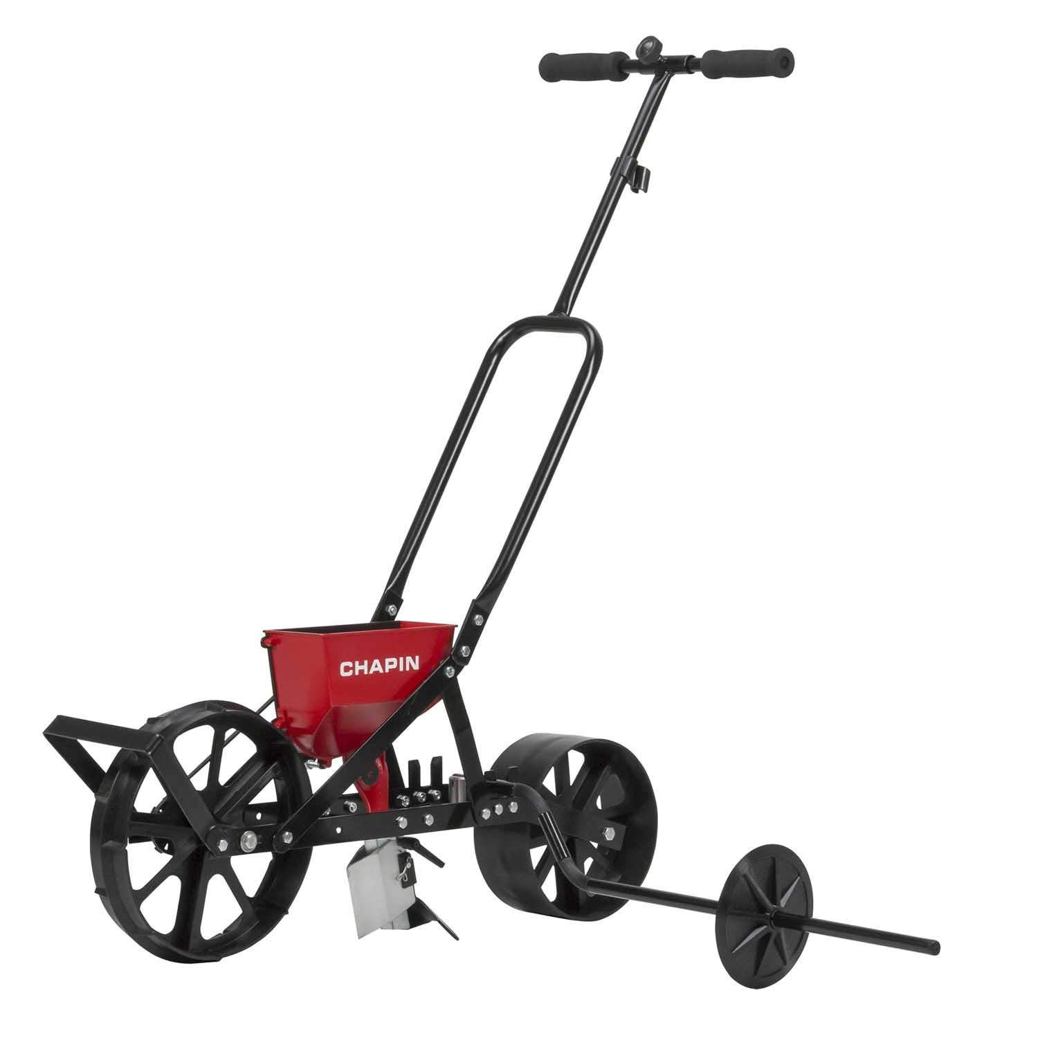 NEW Chapin Precision Garden Seeder with 6 Seed Plates