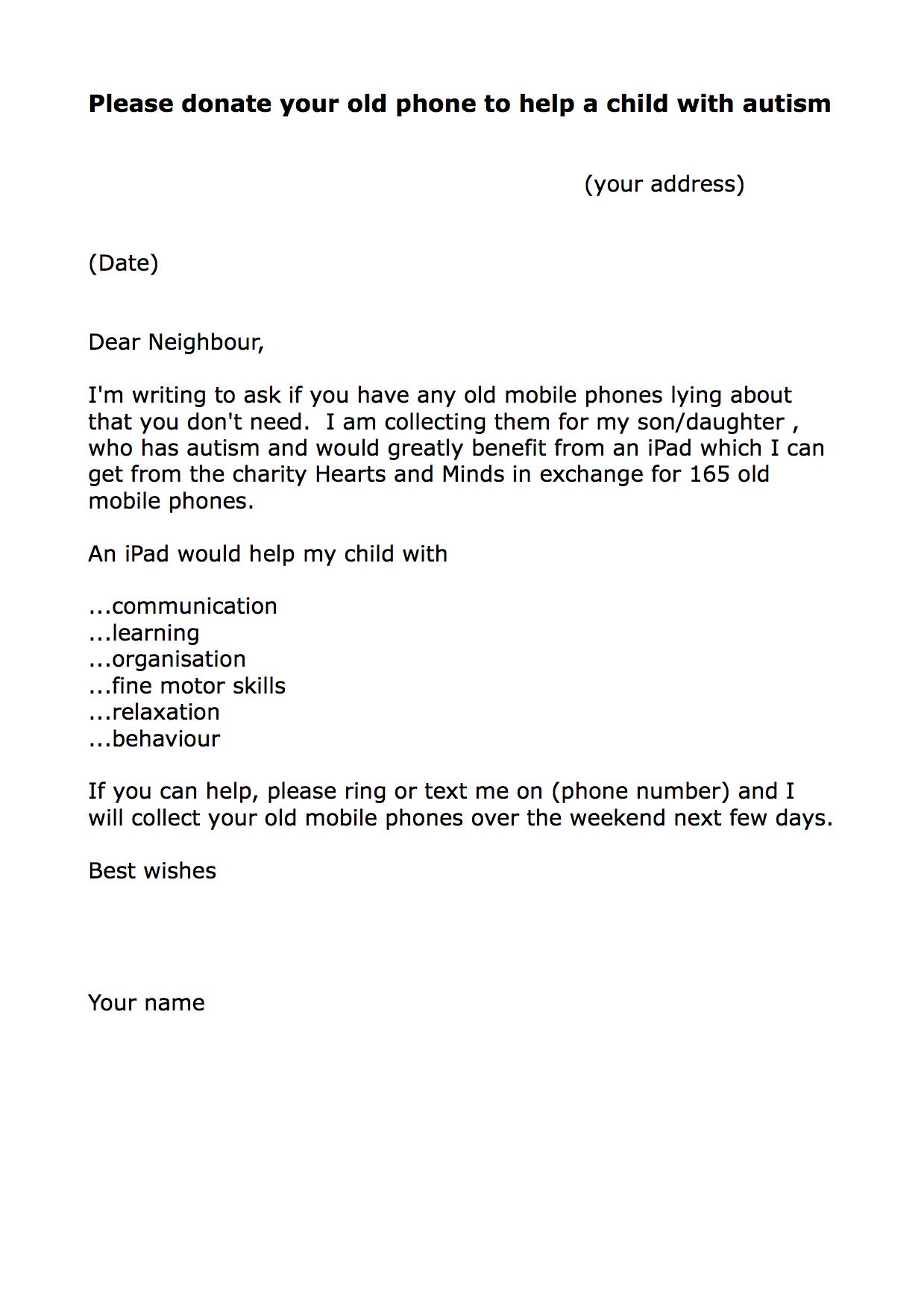 Proforma Letter For Ipad Scheme  IpadsApps    Ipads