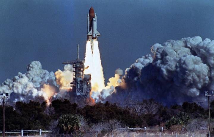 Remembering The Space Shuttle Challenger Disaster Space Shuttle Challenger Challenger Explosion Shuttle Challenger
