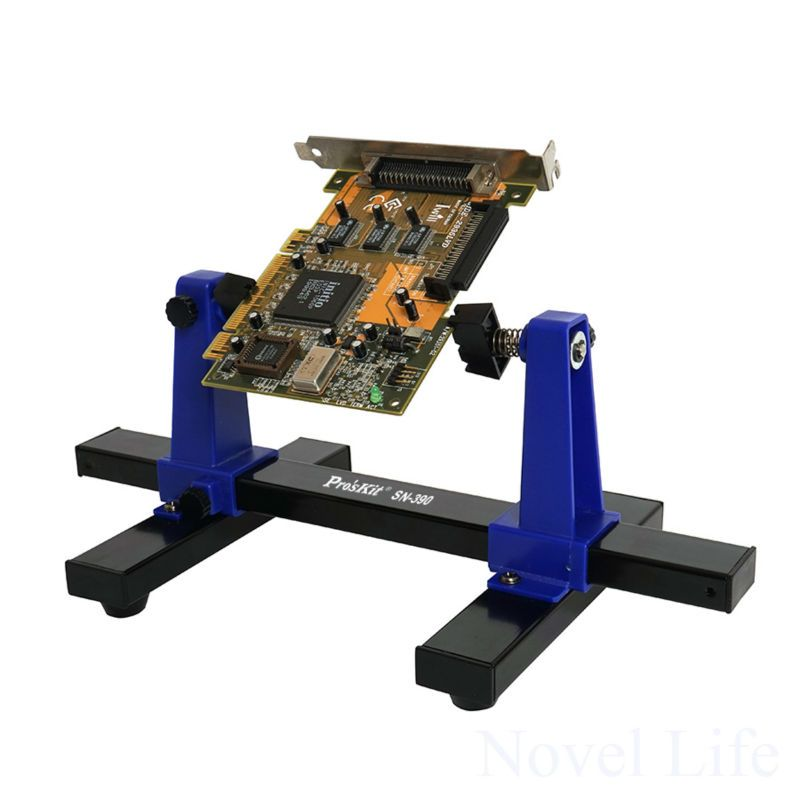 Us 19 98 Piece Rs 1300 00 Sn 390 Adjustable Printed Circuit Board Holder Frame Pcb Soldering And Assembly Stand Printed Circuit Board Repair Circuit Board