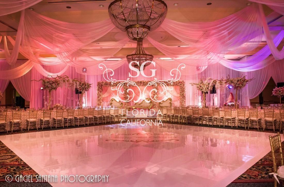 Suhaag Garden Indian Wedding Decorators Arabic Weddings Stani Fresh Flowers