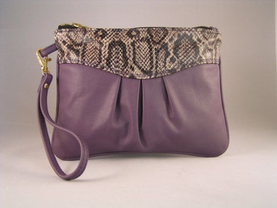 Hey, I found this really awesome Etsy listing at http://www.etsy.com/listing/125994520/real-leather-lilac-wrist-clutch-bag