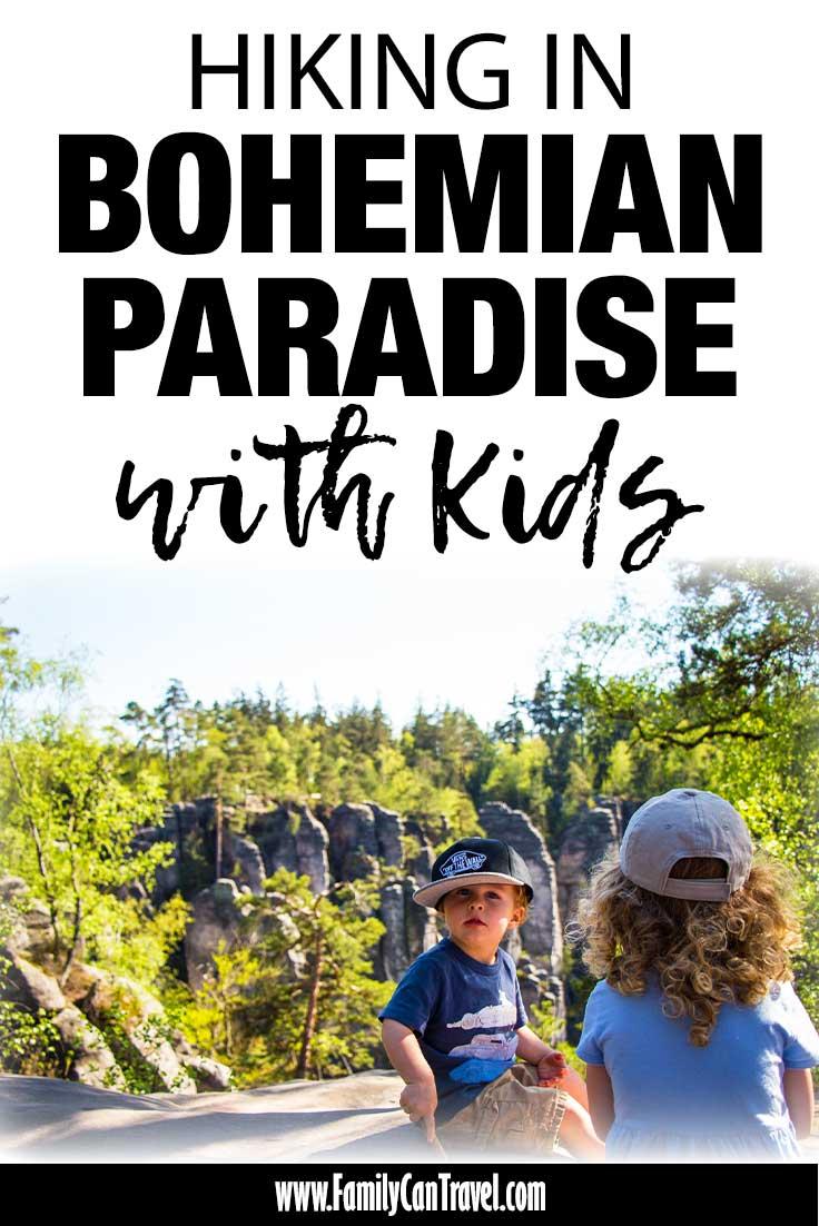 Bohemian Paradise Hiking with Kids in 10   Bohemian paradise ...