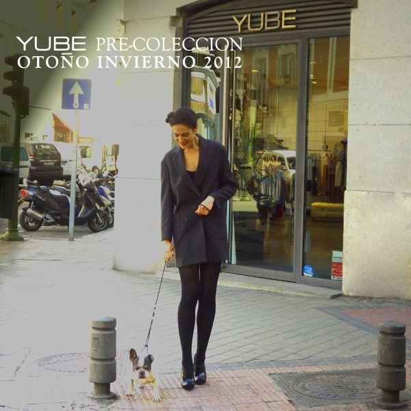 YUBE  PRE-FALL 2012  www.yubemadrid.com