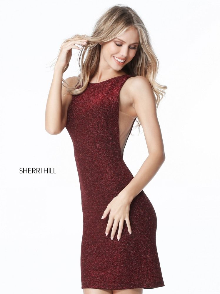 Sherri Hill 51543 is the perfect dress for homecoming or other special  occasions.