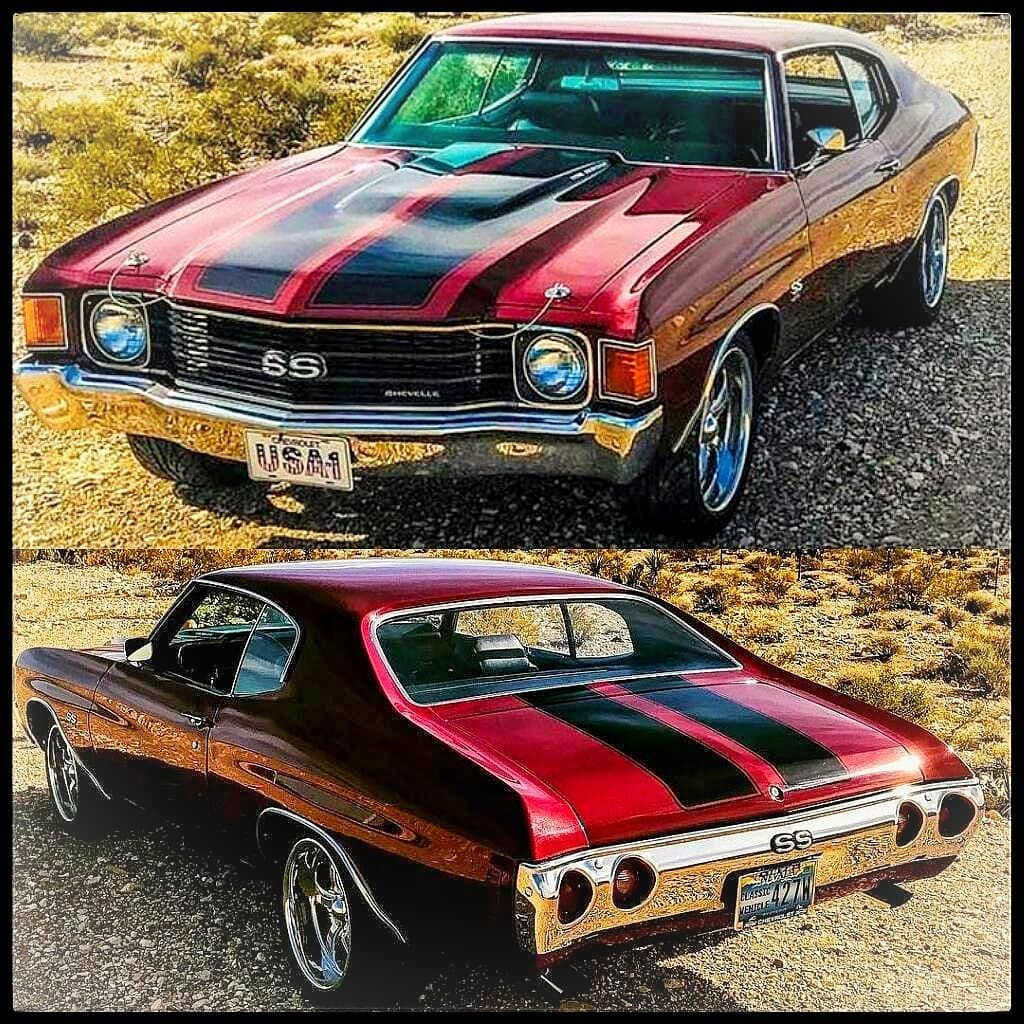 '72 Chevelle 💗 Absolutly Love! 🆕 Edit By -cds- Via