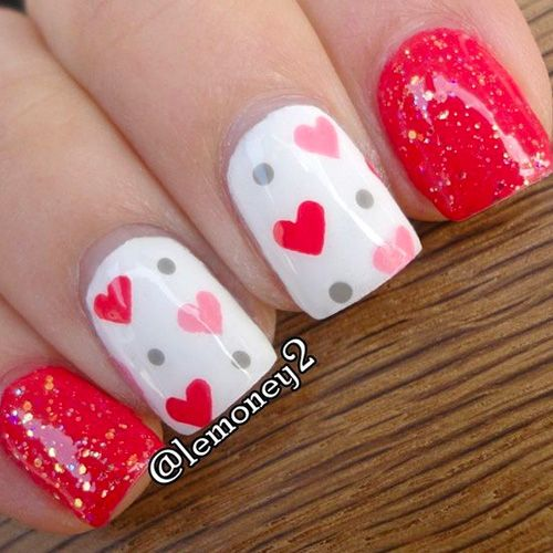 22 Best Valentine's Day Nail Designs For 2019 (met