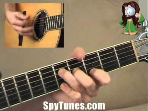 Starman Chords | Acoustic Songs | Spy Tunes Good song for studying ...