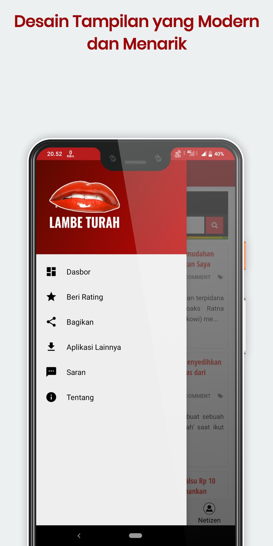 Download Aplikasi Lambe Turah Berita Viral Hari Ini Aplikasi Berita Politik