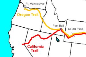 Fort Hall Wikipedia The Free Encyclopedia California Trail Oregon Trail Pioneers Oregon Trail
