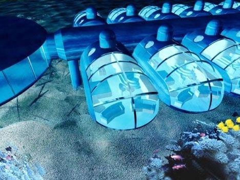 Low Seas Adventures 6 Incredible Underwater Ocean Hotels Met