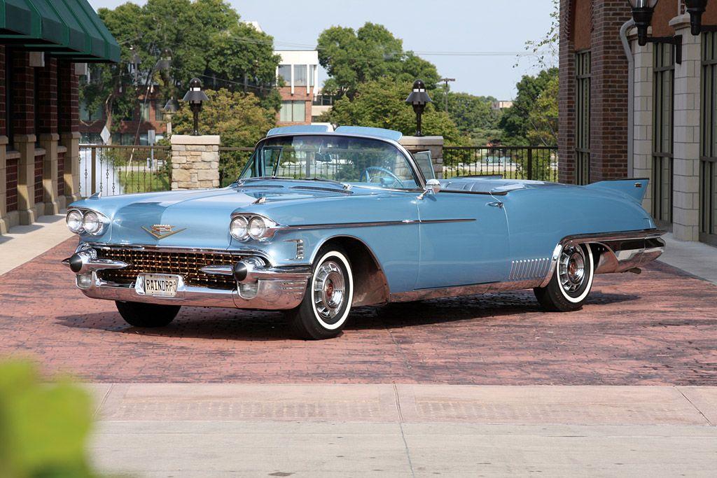 1958 Cadillac Eldorado Biarritz | Classic and Vintage Cars ...